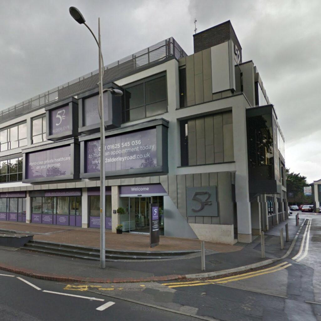 52 Alderley Road HCA Wilmslow Hospital