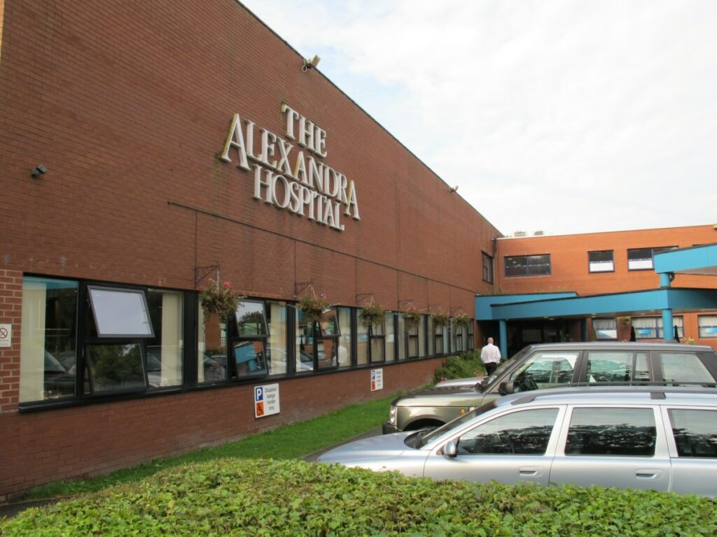 The Alexandra Hospital Cheadle
