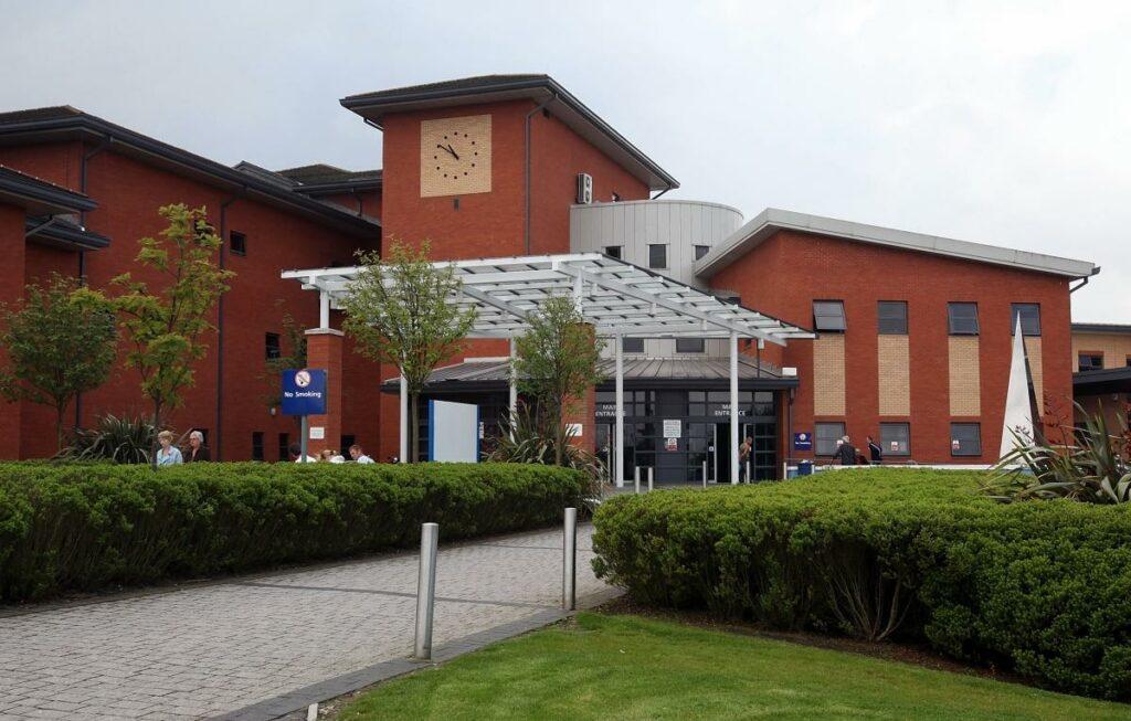 University Hospital of South Manchester Wythenshawe Hospital