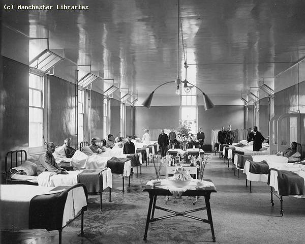 baguley sanatorium ward